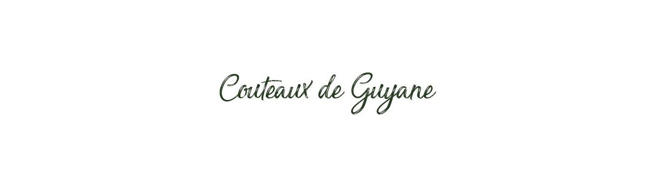Couteau de Guyane