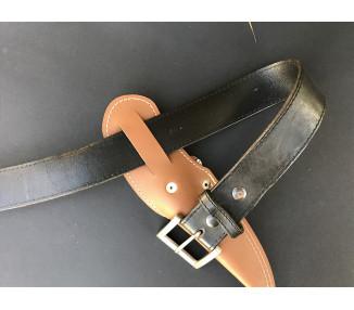 Couteau de chasse bois St Martin Rouge