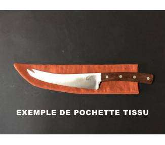 Couteau de cuisine 15 cm Satiné Rubané