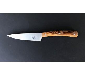 Couteau de cuisine 10 cm Bois Serpent